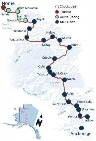 caseylauren dog sledding maps