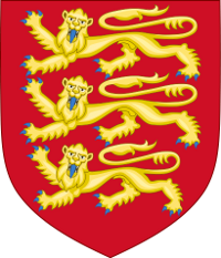 Arms of King John